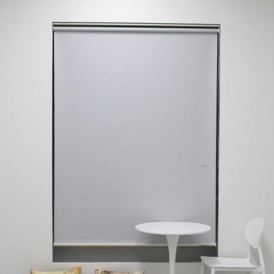 [블라인드모아] 양면 암막 롤스크린 - 508 그레이