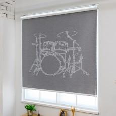 레이저롤스크린 - 드럼