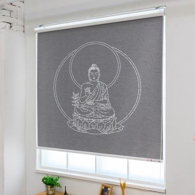 레이저롤스크린 - 부처님