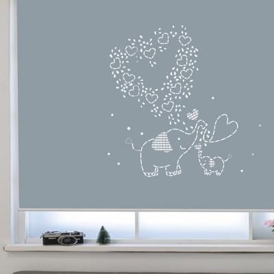 레이저롤스크린 - 사랑비코끼리