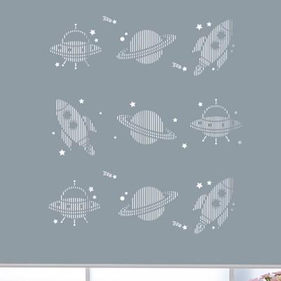 레이저롤스크린 - 우주선 행성 유에프오